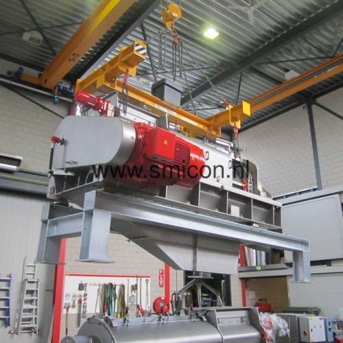 Stainless steel SMIMO120 and SMIMO160