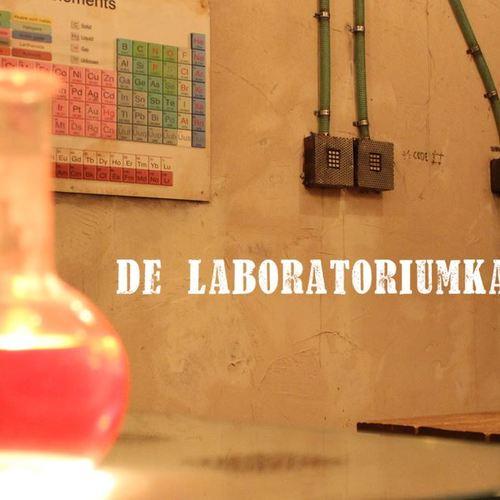 De laboratoriumkamer