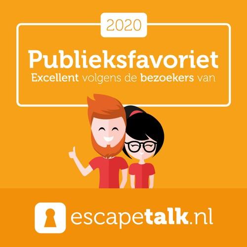 Escaperoom Groenlo publieksfavoriet 2020