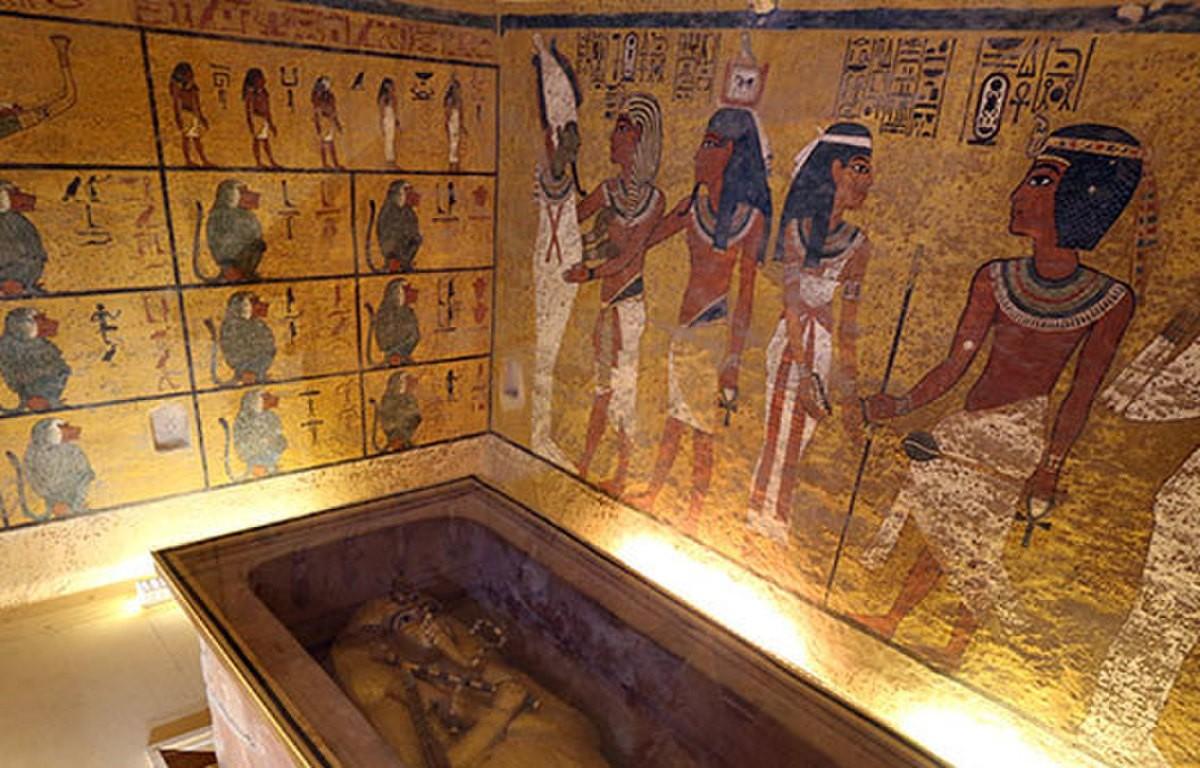 Egyptische Tombe
