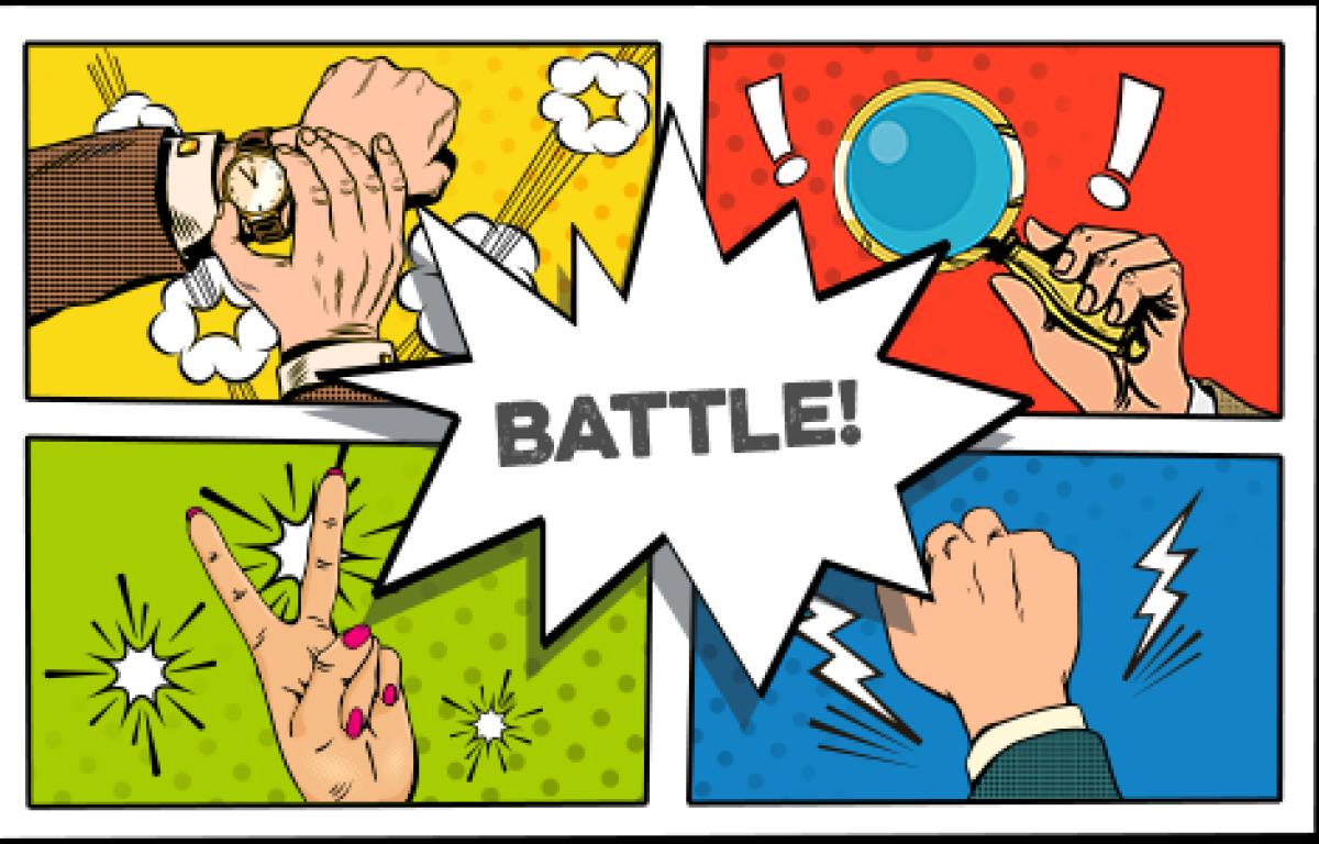 The Battle / Disco Inferno