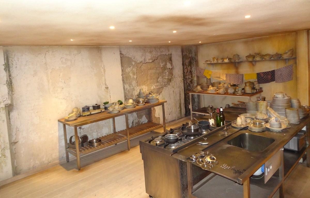 The Abandoned Kitchen In Kamperland Nederland