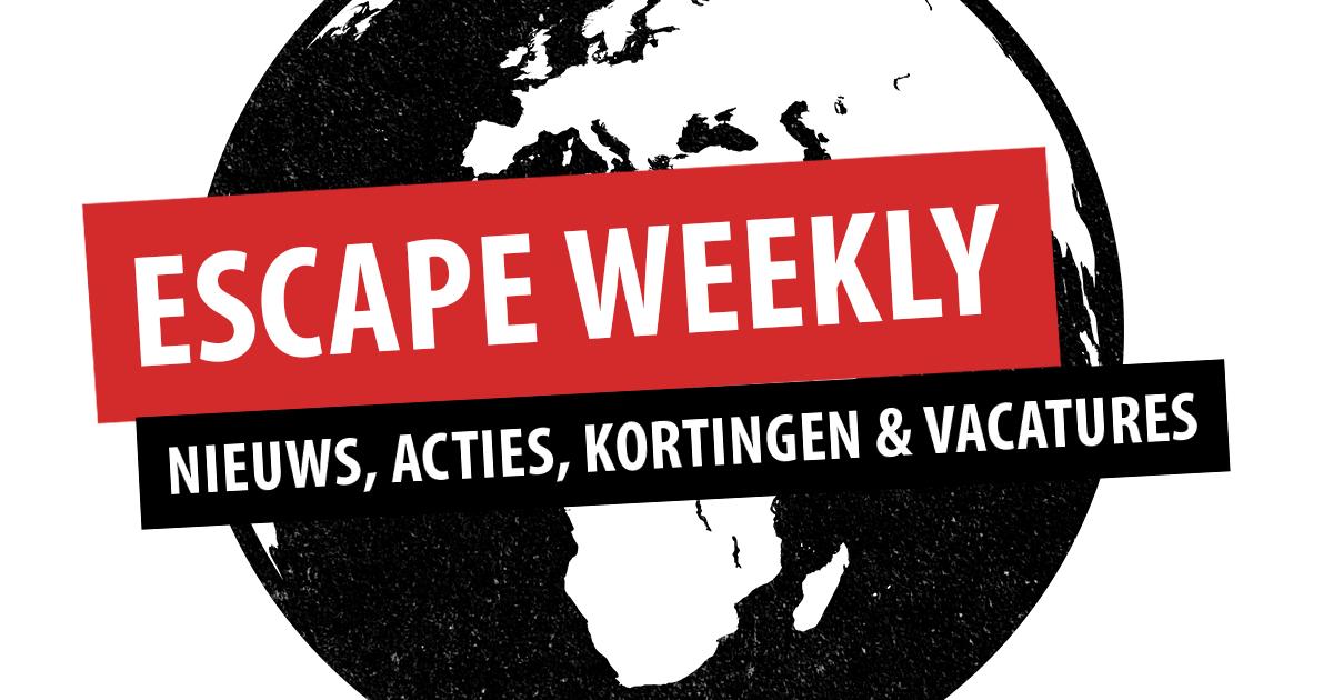 ab7cee24edf Escape Weekly 33 - 2018 - escapetalk.nl