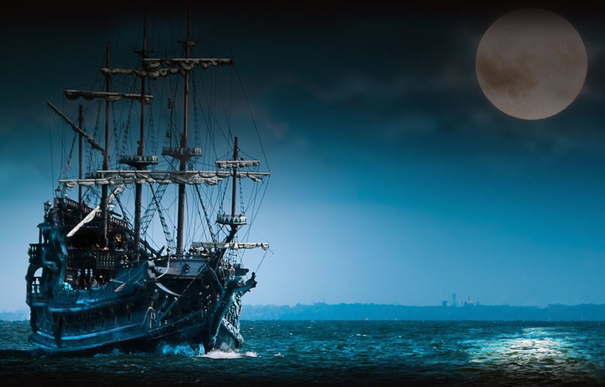 The Curse Of Captain Kidd