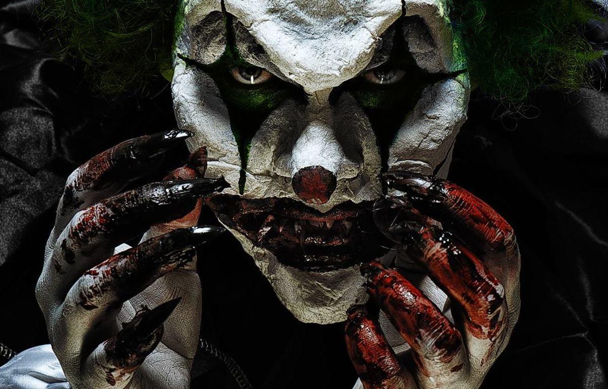Clowns Curse