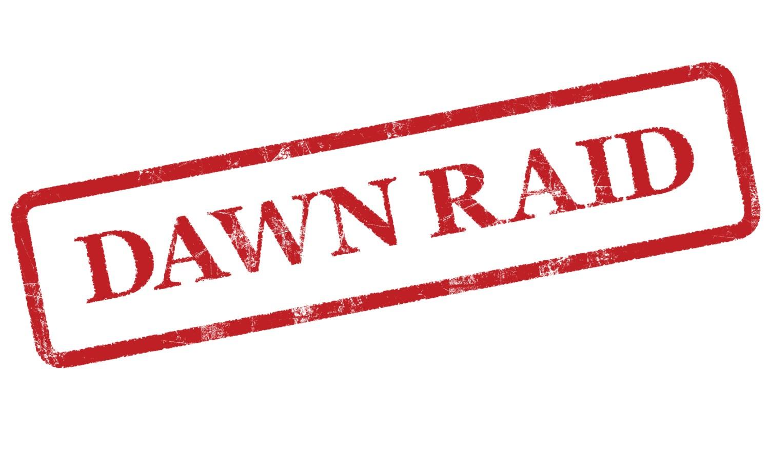 Dawn raid C-law