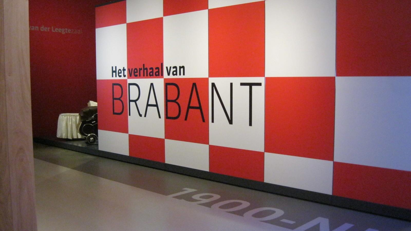 Het Noordbrabants Museum | Brabantzaal