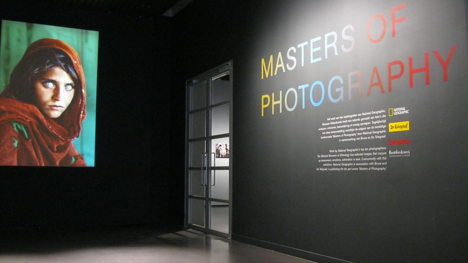 Rijksmuseum Volkenkunde | Tentoonstelling National Geographic