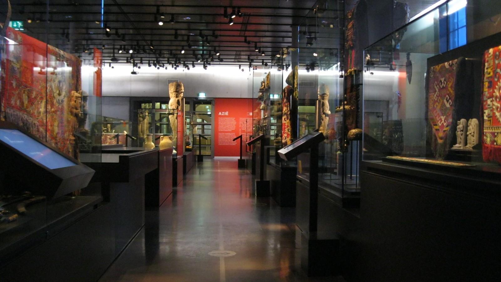 Rijksmuseum voor Volkenkunde, Leiden | Tentoonstelling Azië