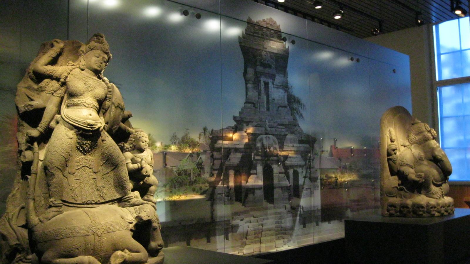 Rijksmuseum voor Volkenkunde, Leiden | Tentoonstelling Indonesië
