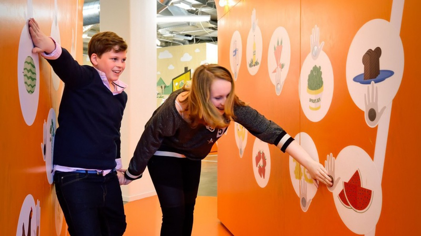 Centre for Overweight Adolescent and Children's Healthcare (COACH)    Ontwerp: Tinker Imagineers
