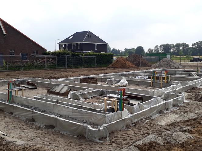 Nieuwbouw in Vortum-Mullem