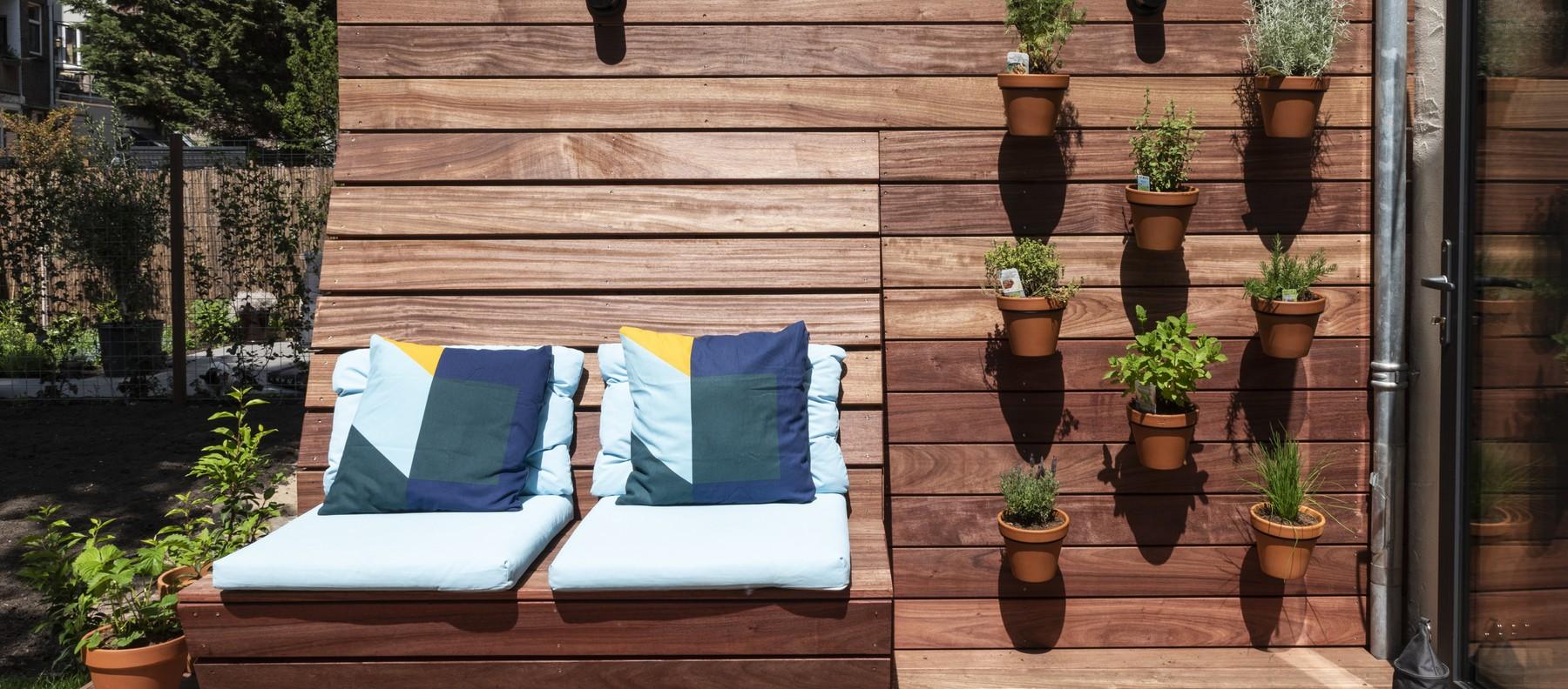 Blog Inspiratie: Hardhout in je tuin