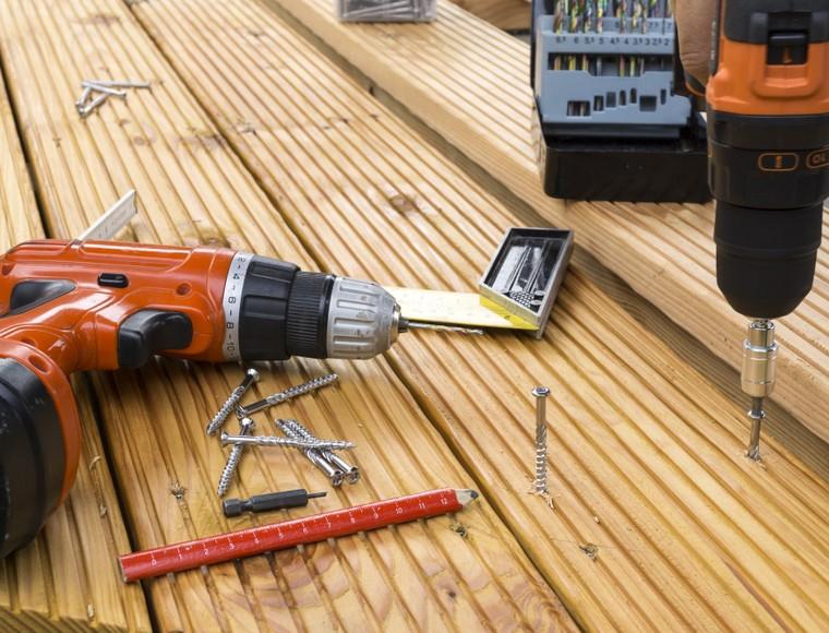 Blog Planken monteren met schroeven