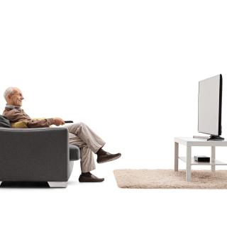 Televisie voor de zorgsector