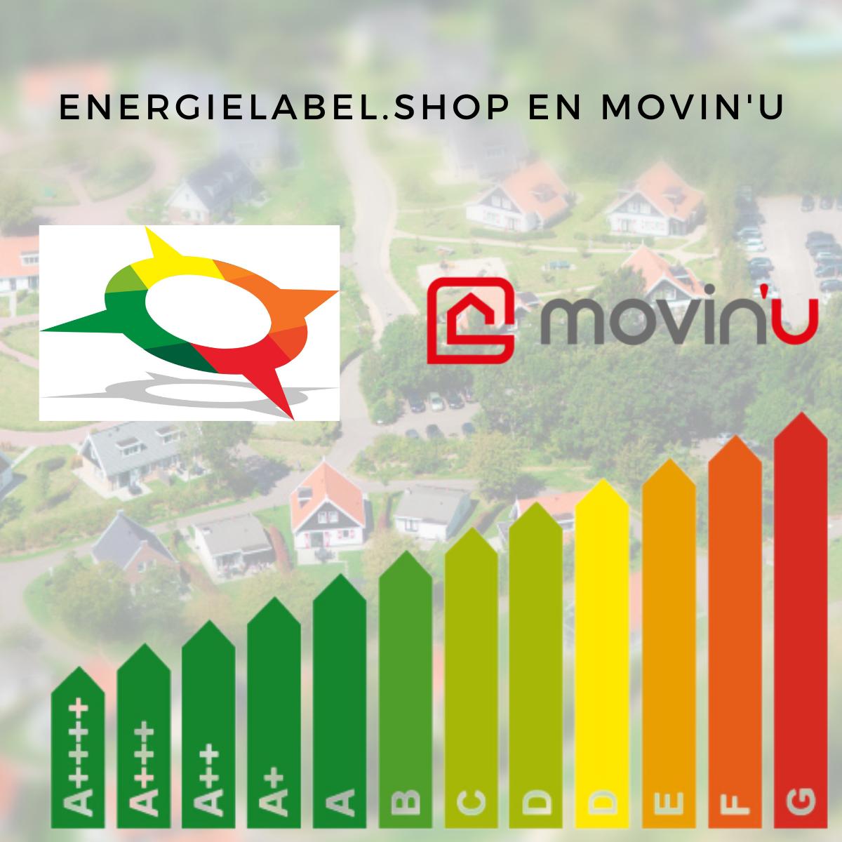 Energielabel.shop en Movin'U!