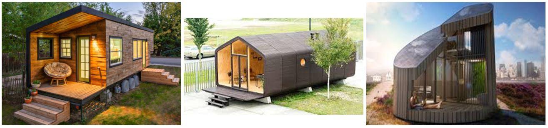 Movin'U oplossingen zelfs voor Tinyhouses!