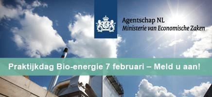Praktijkdag Bio-energie