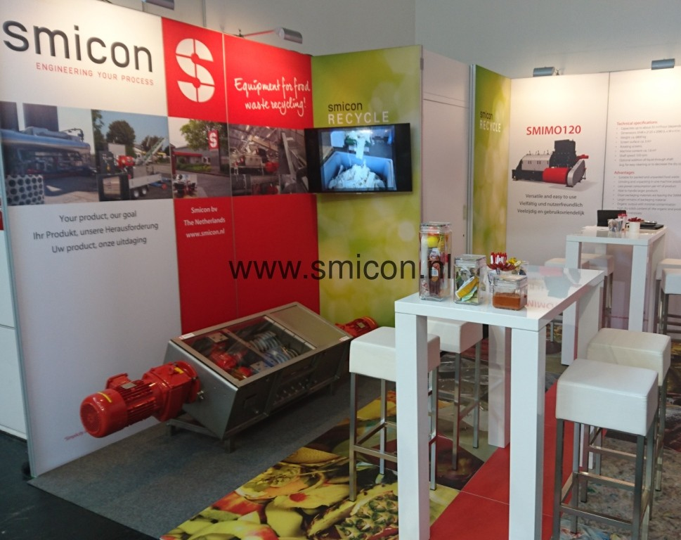IFAT stand SMIDE