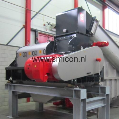 Installatie SMIMO separator
