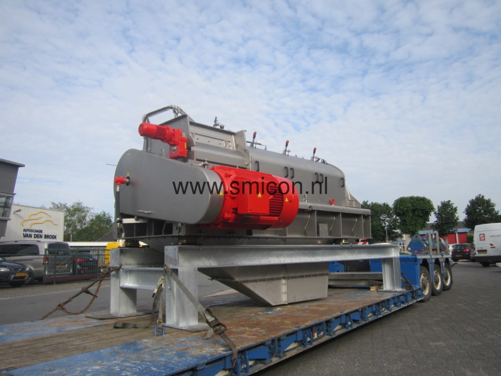 SMIMO160 on trailer slant