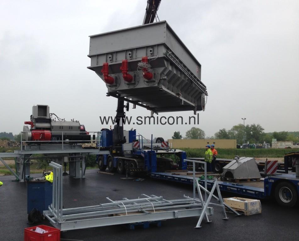 SMIMO120 installatie Vannier