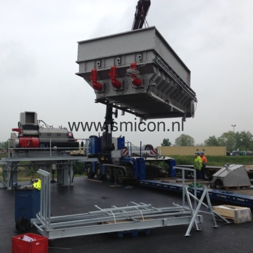 Machines, installaties, projecten SMIMO120