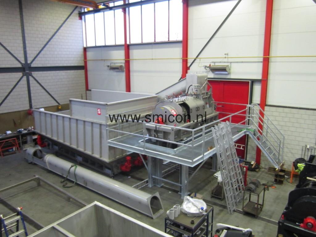 SMIMO120 installatie Duitsland
