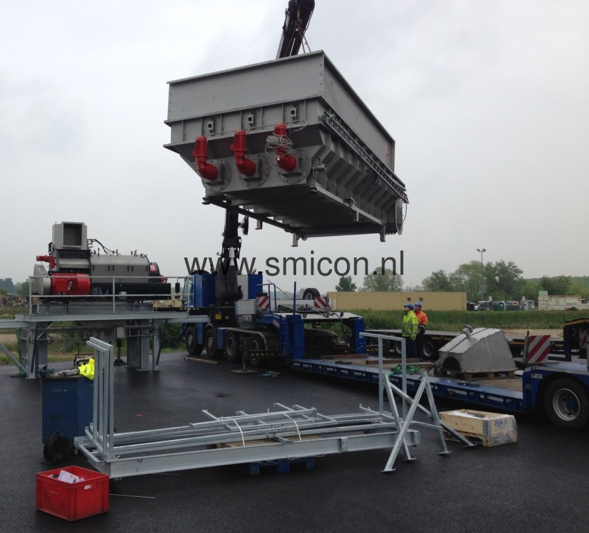 SMIMO120 Installation Vannier