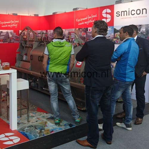 Smicon in 2018 wederom op IFAT beurs München