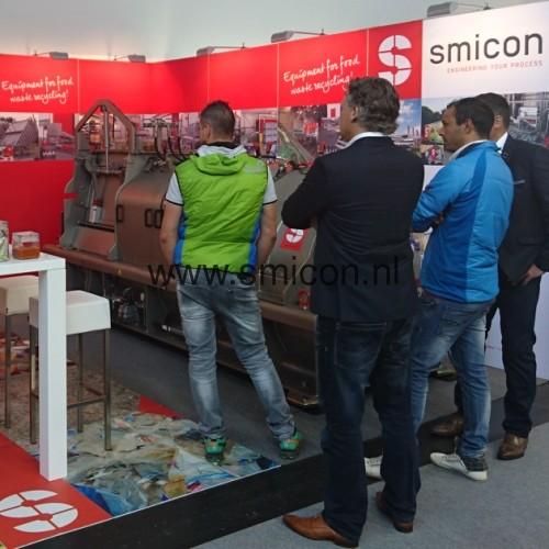 Smicon also in 2018 on IFAT Munich