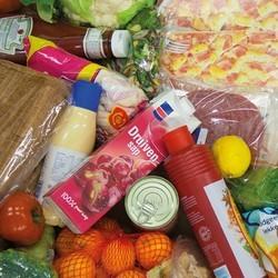 Verpakte en onverpakte levensmiddelen