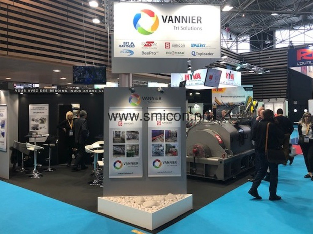 Vannier Tri Solutions at Pollutec Lyon_2