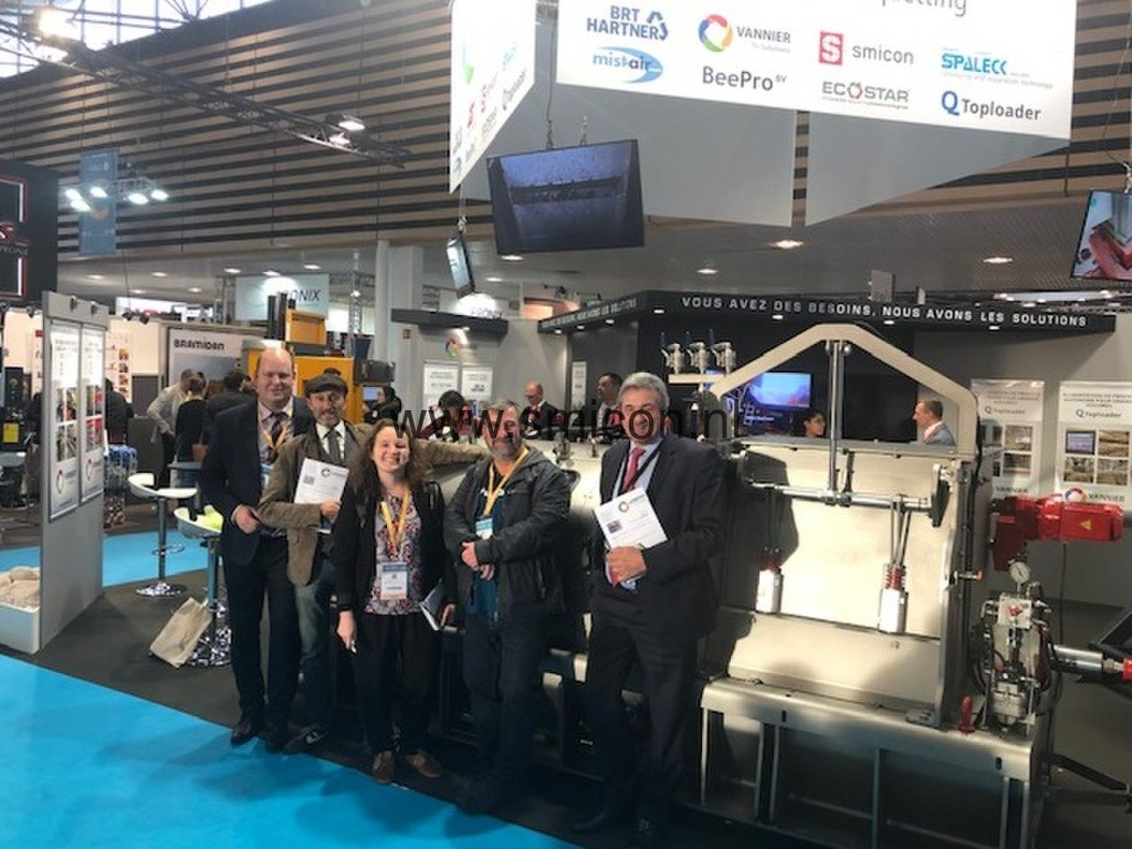Vannier Tri Solutions at Pollutec Lyon_4