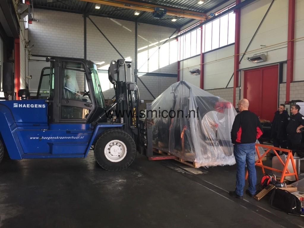 SMIMO160 Verpackung China
