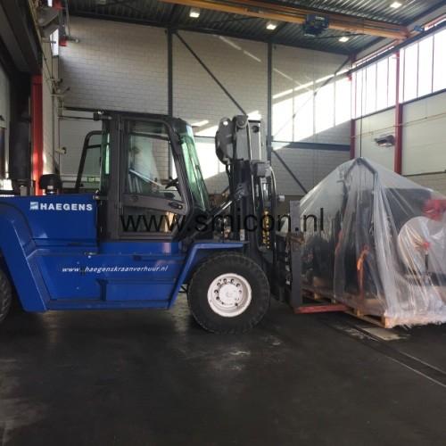 Erste SMIMO160 nach China geliefert