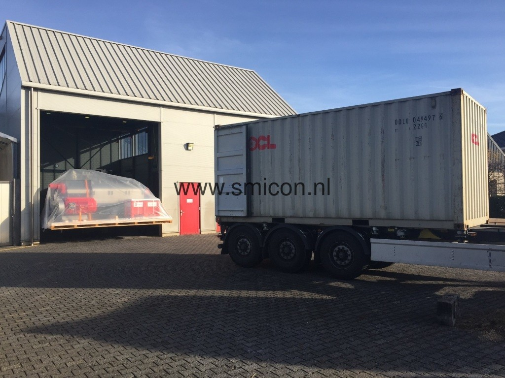SMIMO160 loading China