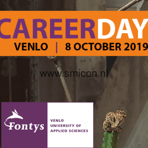 Smicon op Fontys Career Day_3