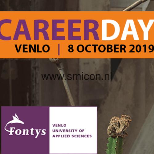 Smicon op Fontys Career Day_3