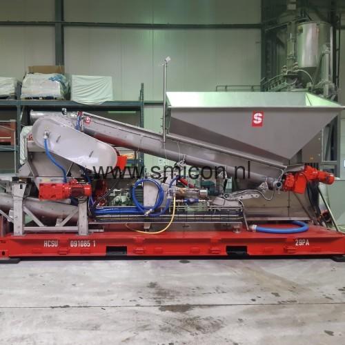 Introductie van de meest veelzijdige voedselrecyclingmachine: de SMIMO50