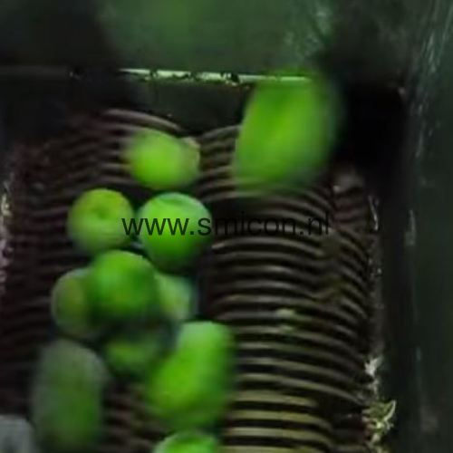 Film versnijden kolen en appels