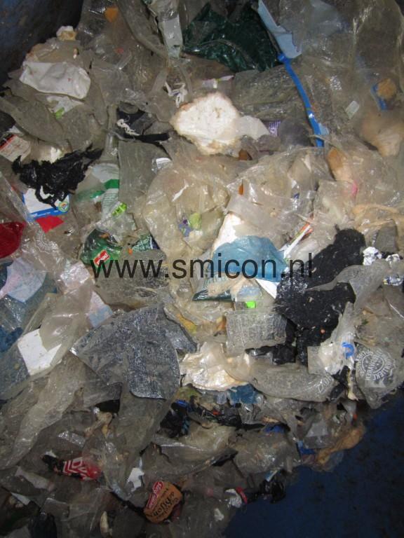 Uitvoer product verpakking na bewerking