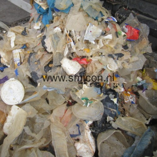 Product mobiele recycling installatie