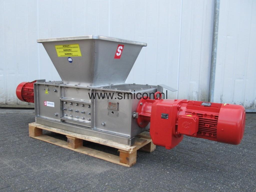 Schneidemaschine Installation SMIDE