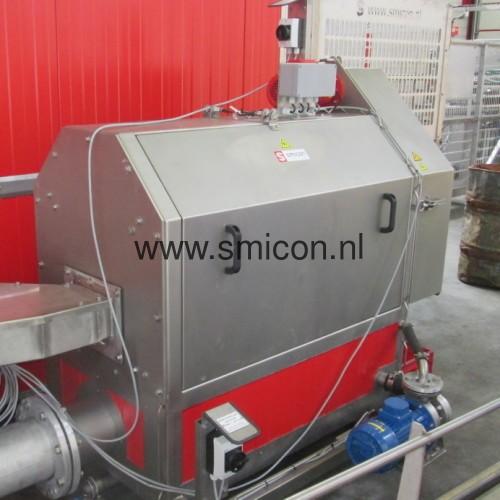 Filtertrommel reinigen spoelwater