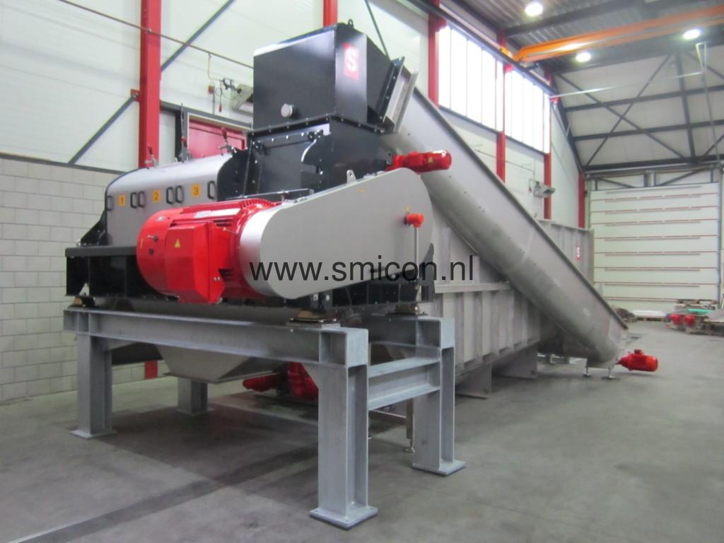 Installation SMIMO separator