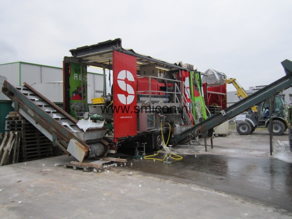 SMIMO mobile installation