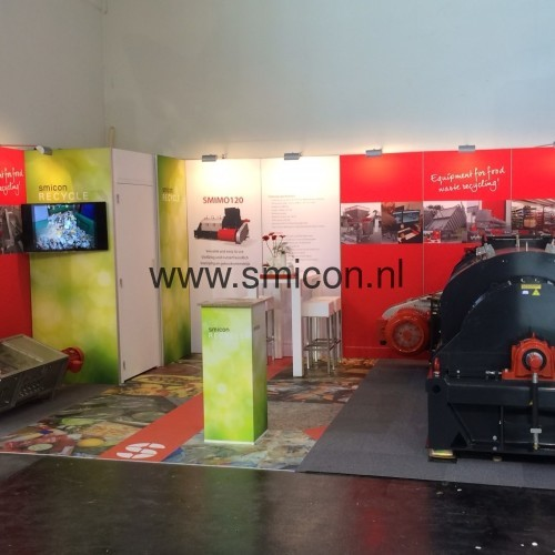 IFAT 2014 stand Smicon SMIDE8