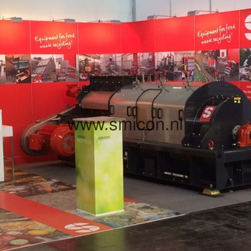 IFAT 2014 stand Smicon SMIMO120