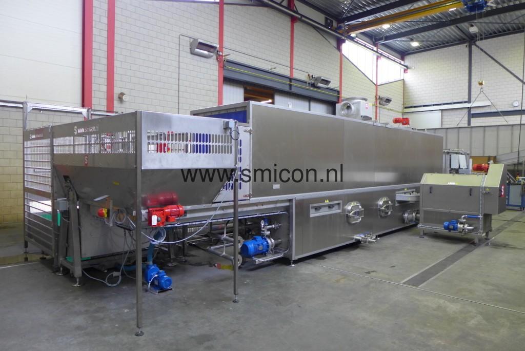 Reinigungsanlage und Filtertrommel